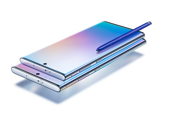 Key Visual_Galaxy Note10 and Note10+_AuraGlow