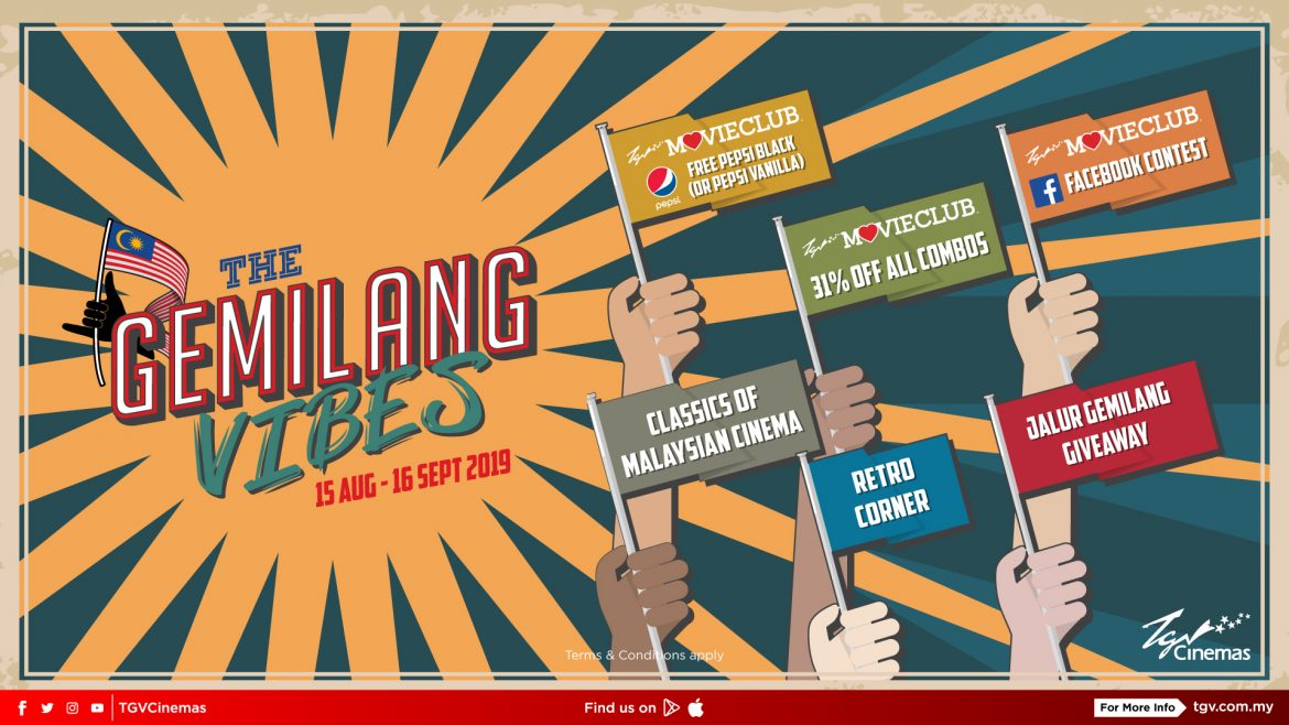 The Gemilang Vibes Campaign