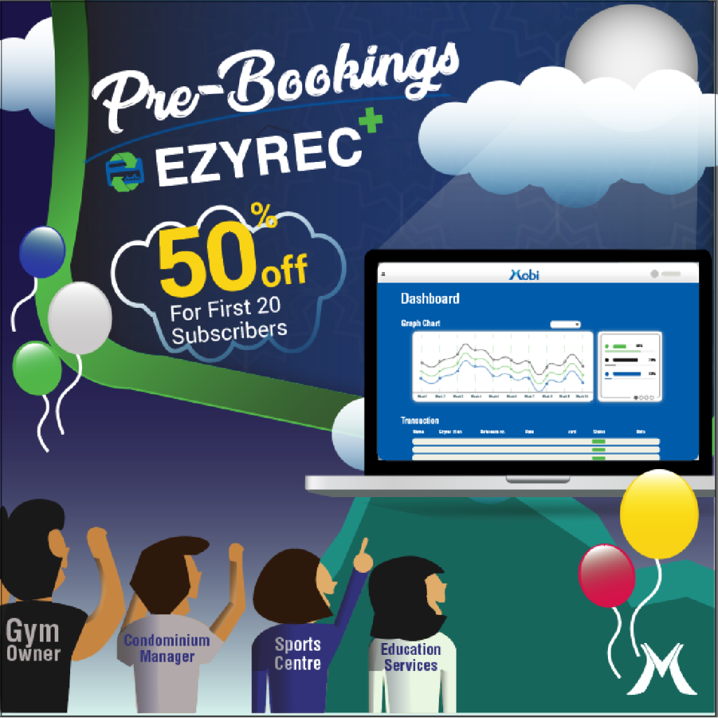 EZYREC+ Early Bird Promo