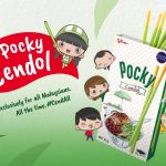 Pocky Cendol - Exclusive For All Malaysians. All The Time.