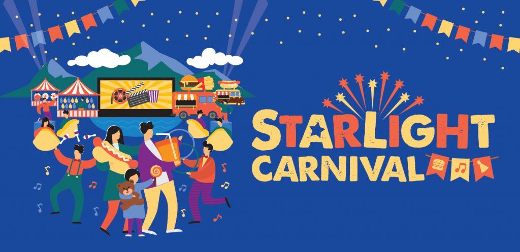 Starlight Carnival KeyArt