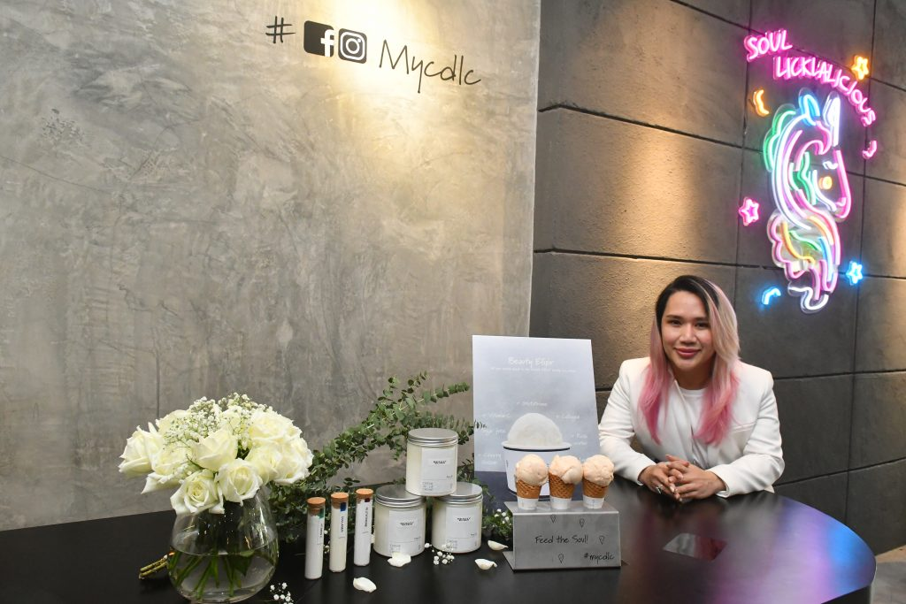 Beauty Elixir's Lio Lim, CDLC's Managing Director