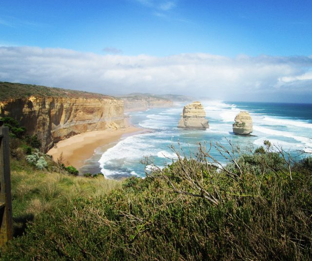 The breathtaking view of the 12 Apostles, Great Ocean Road