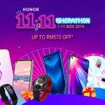 HONOR 11.11 Deals