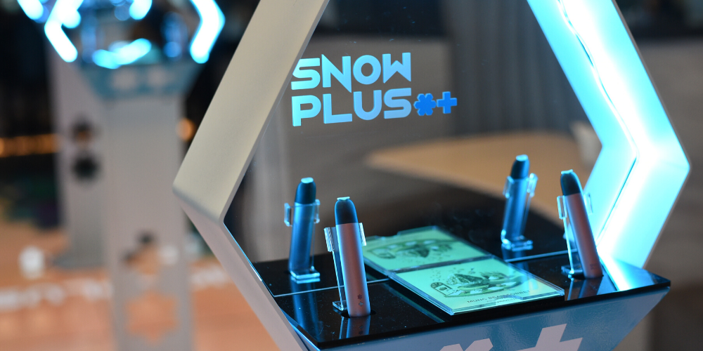 SNOWPLUS nicotine-free coffee flavoured pod is finally in Malaysia