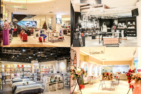 Visit the all-new refreshed look of ISETAN The Japan Store @ Lot 10