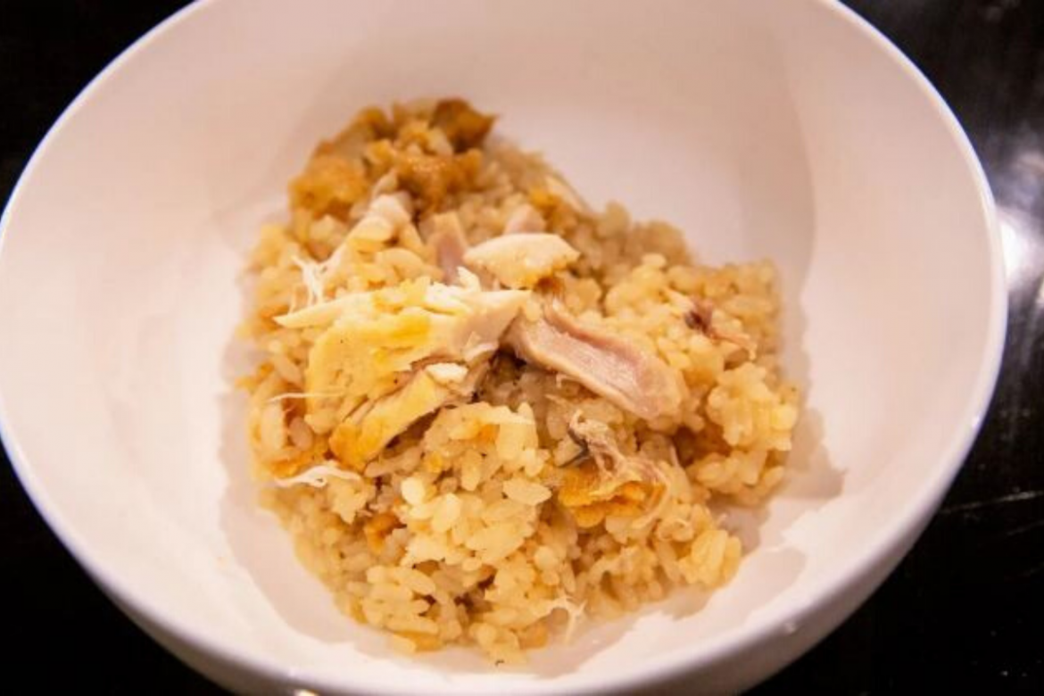 Japan creates a chicken rice dish using KFC fried chicken and it's making us so hungry!
