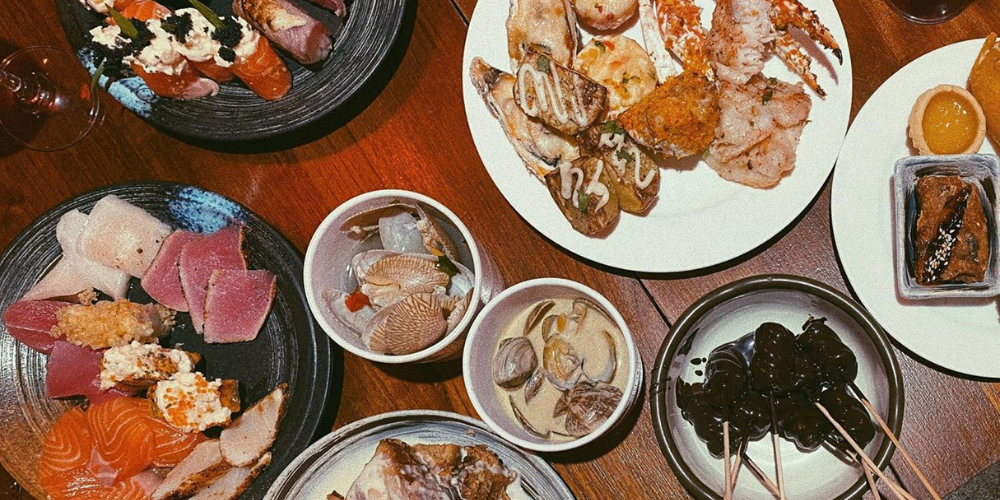 You can now enjoy Jogoya Buffet Restaurant for only RM20.20
