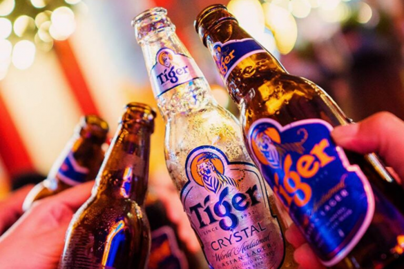 Double your fortune this Chinese New Year with Tiger Beer