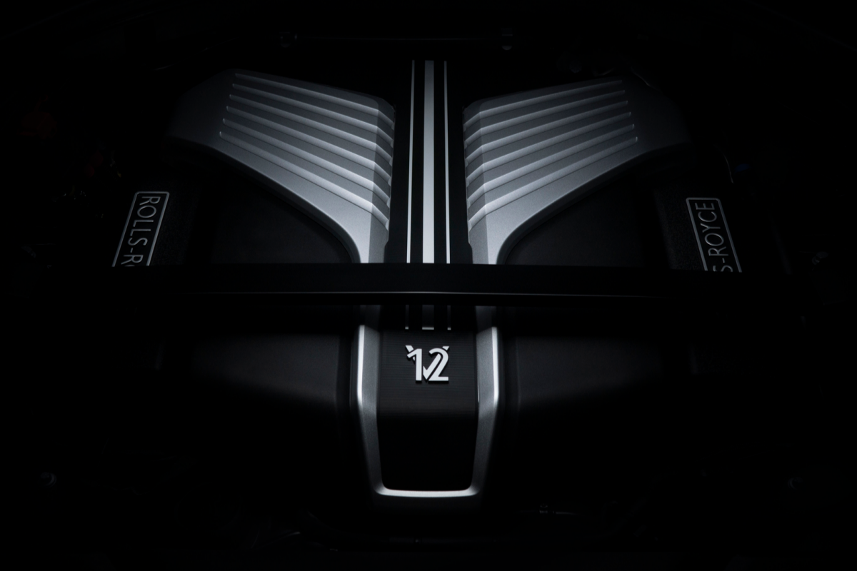 Take a ride to the dark side with Rolls-Royce alter ego, the Cullinan Black Badge