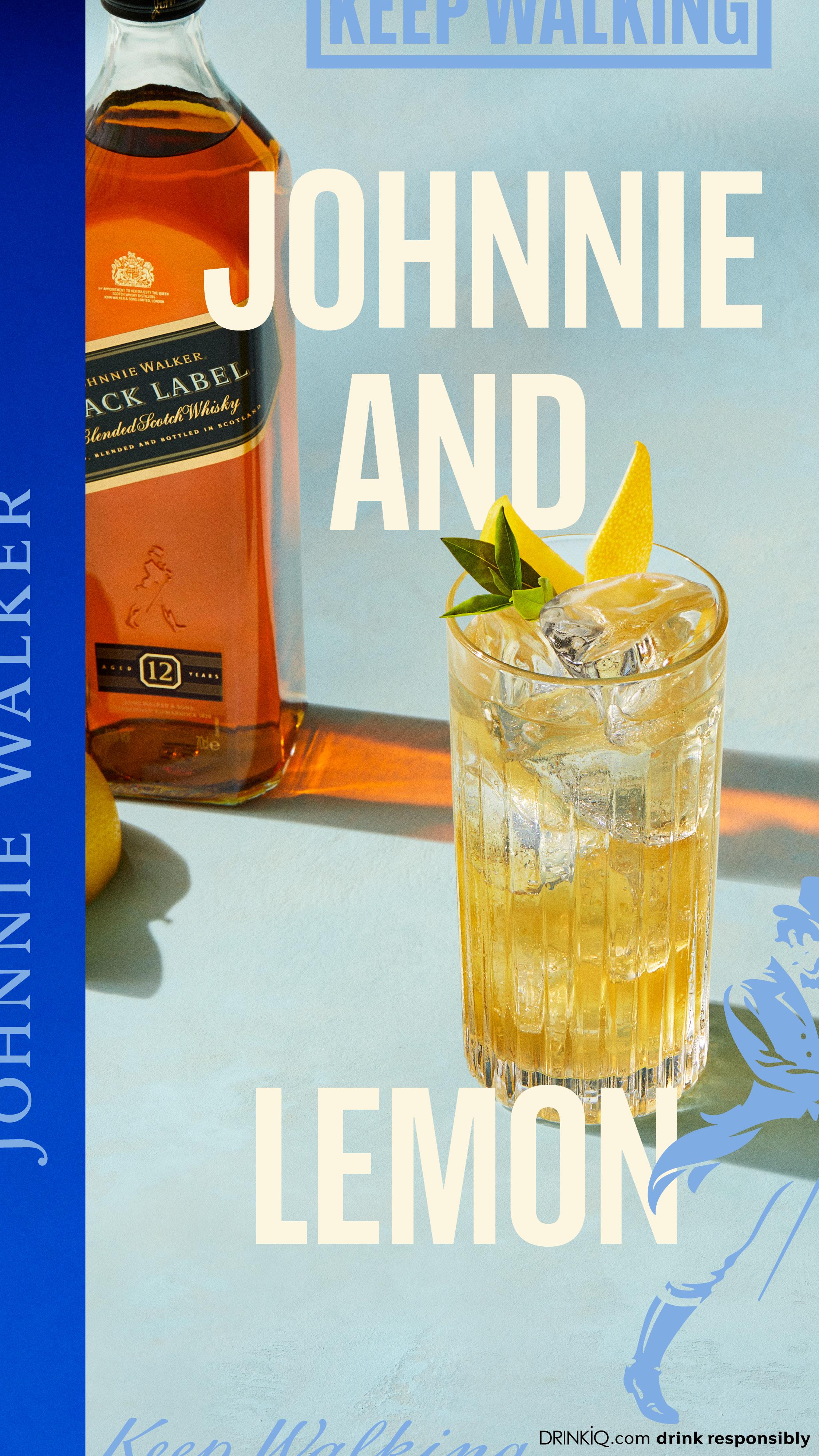 2. Johnnie & Lemon
