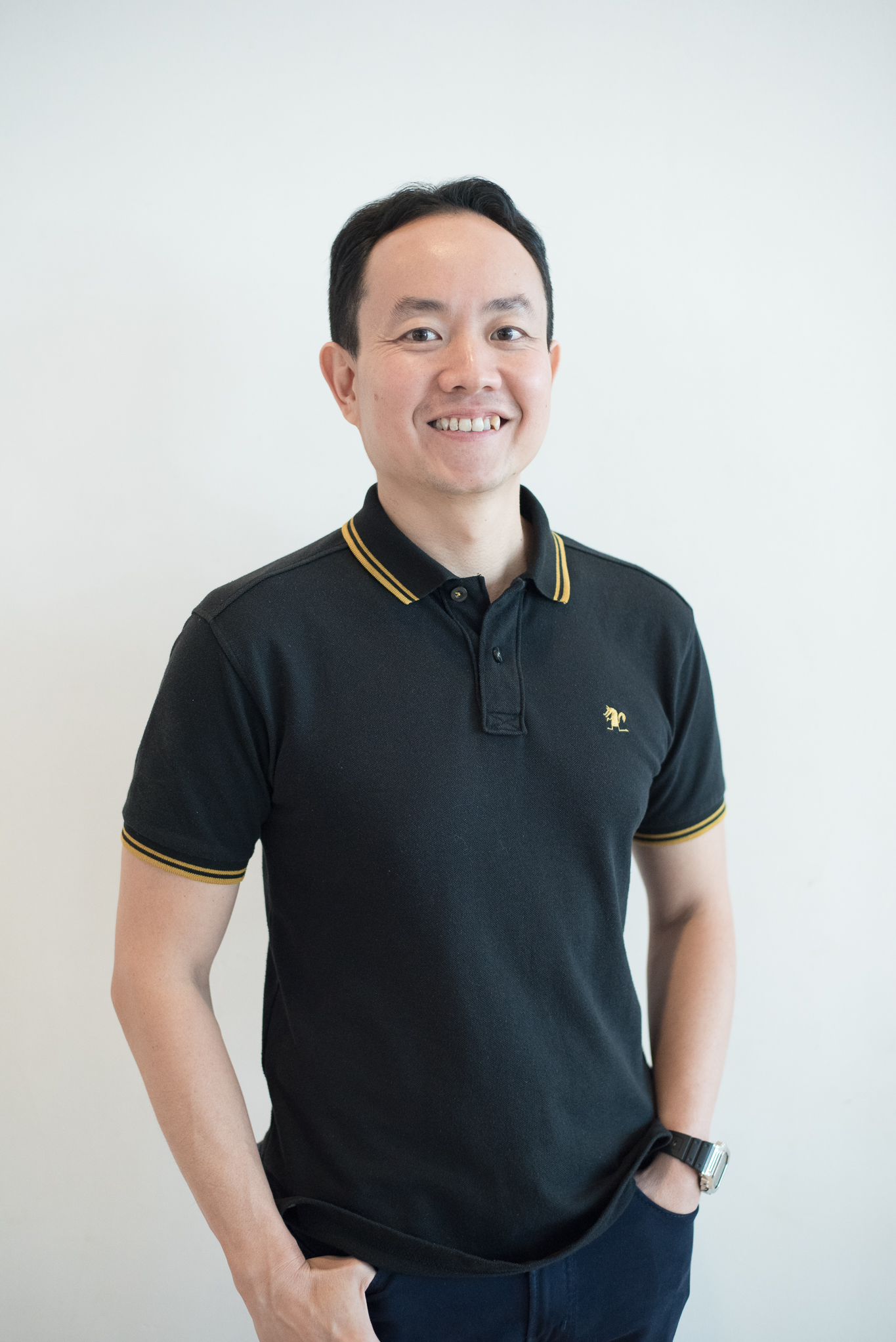 Andrew Yap, Co-Founder of Big Bad Wolf Books