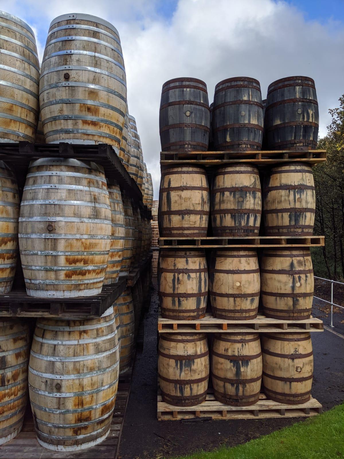 The Balvenie Virtual Distillery Tour - Barrel Casks