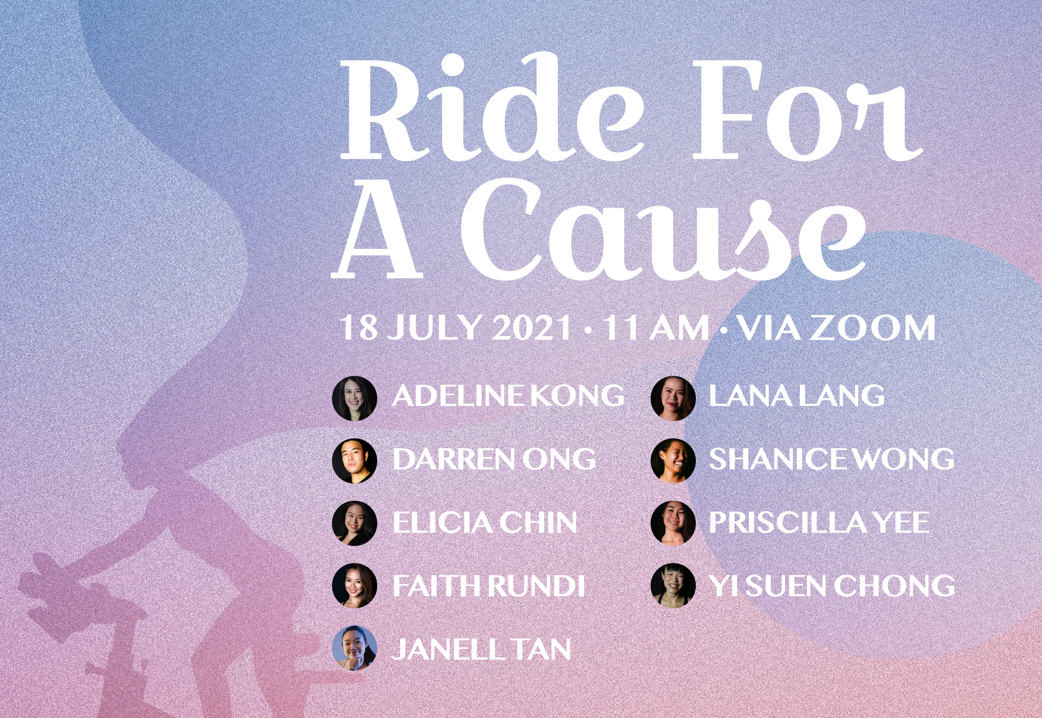 Ride-For-A-Cause