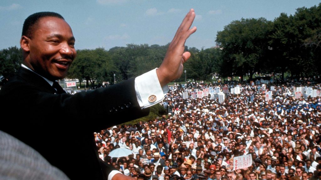 "Remembering The Man Behind ""I Have A Dream"" Speech"