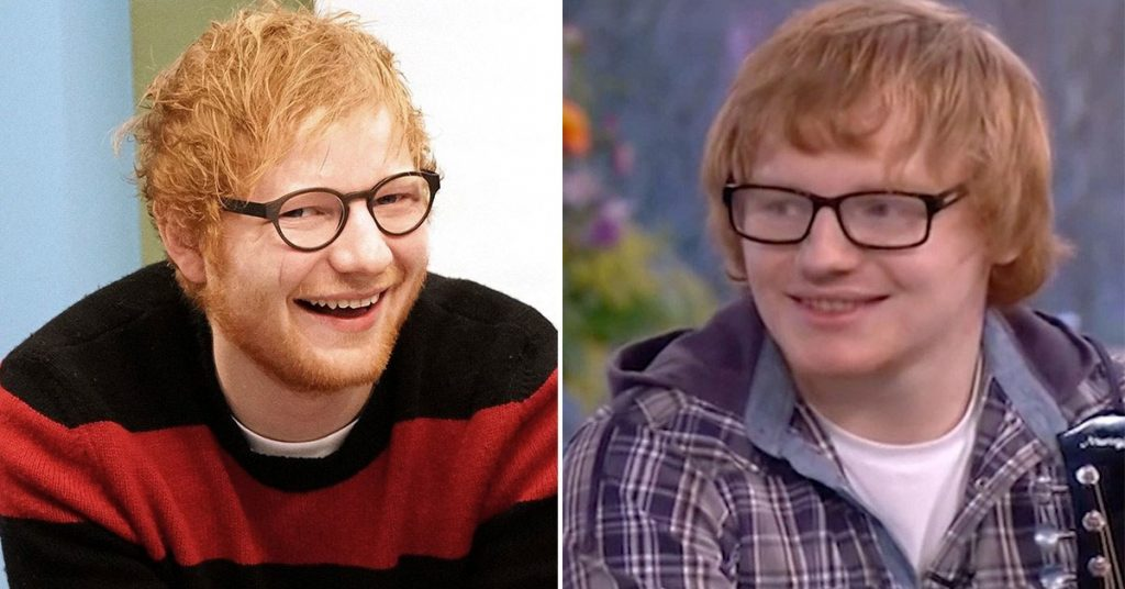 Ed Sheeran Has A Doppelganger And It Looks Almost Real