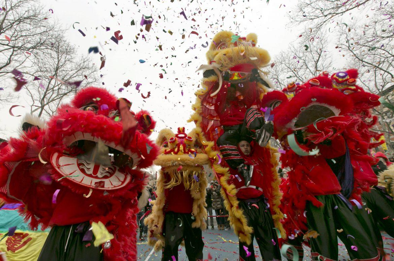 New York Chinese New Year