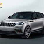RR Velar 2018 World Car Design of the Year