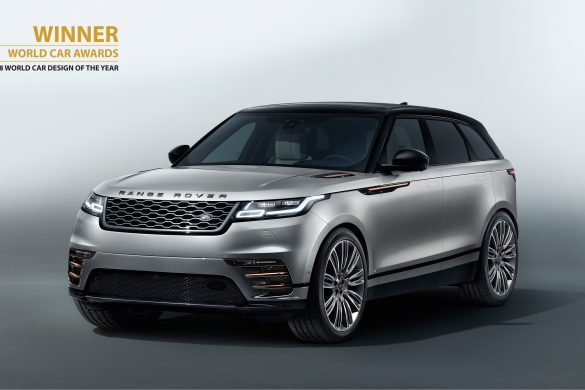 RR Velar 2018 World Car Design of the Year
