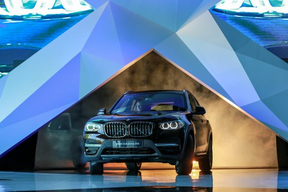 The All-New BMW X3 (5)