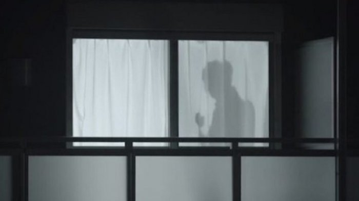 Man on the Curtain is Japanese Latest Invention To Prevent Less Crime