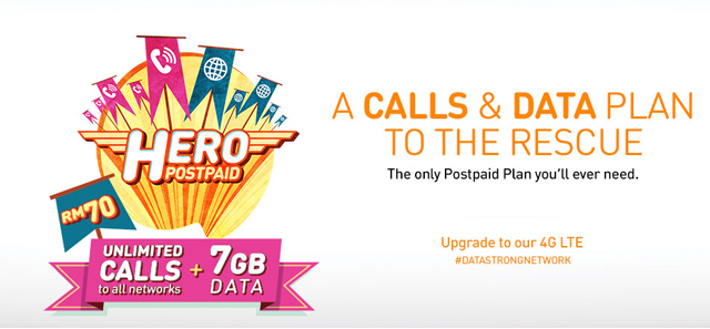 U Mobile Customers Gain More Savings With Hero+Hero  Promotion