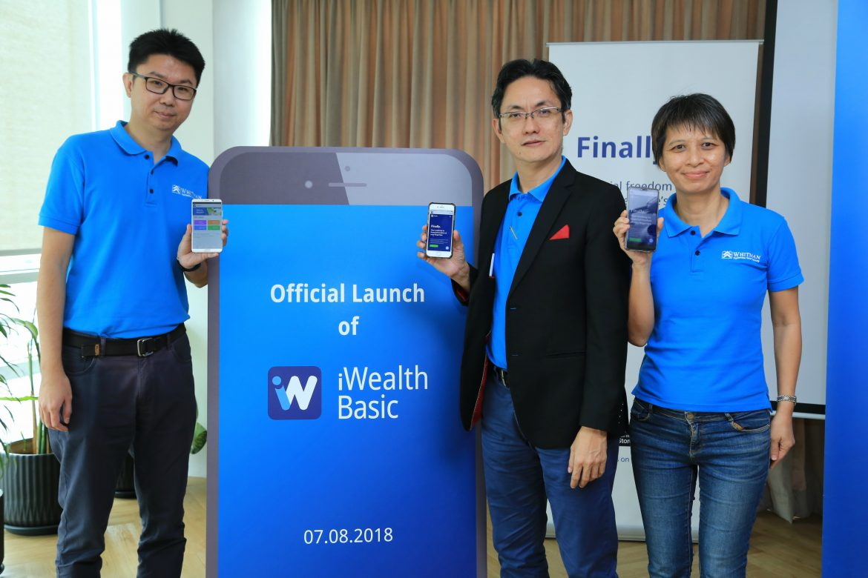 iWealth Group Launch
