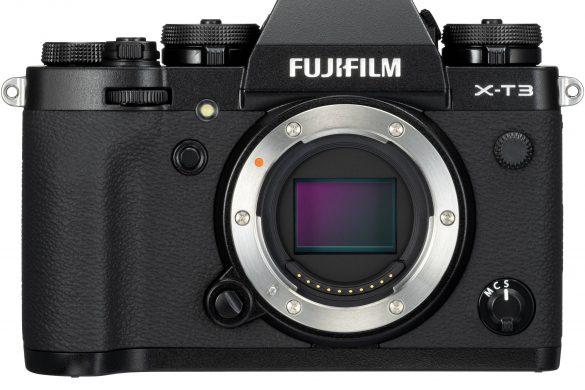 x-t3 fujifilm