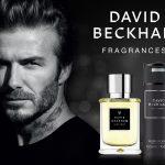 David Beckham Key Visuals - Instinct EDT & Spray