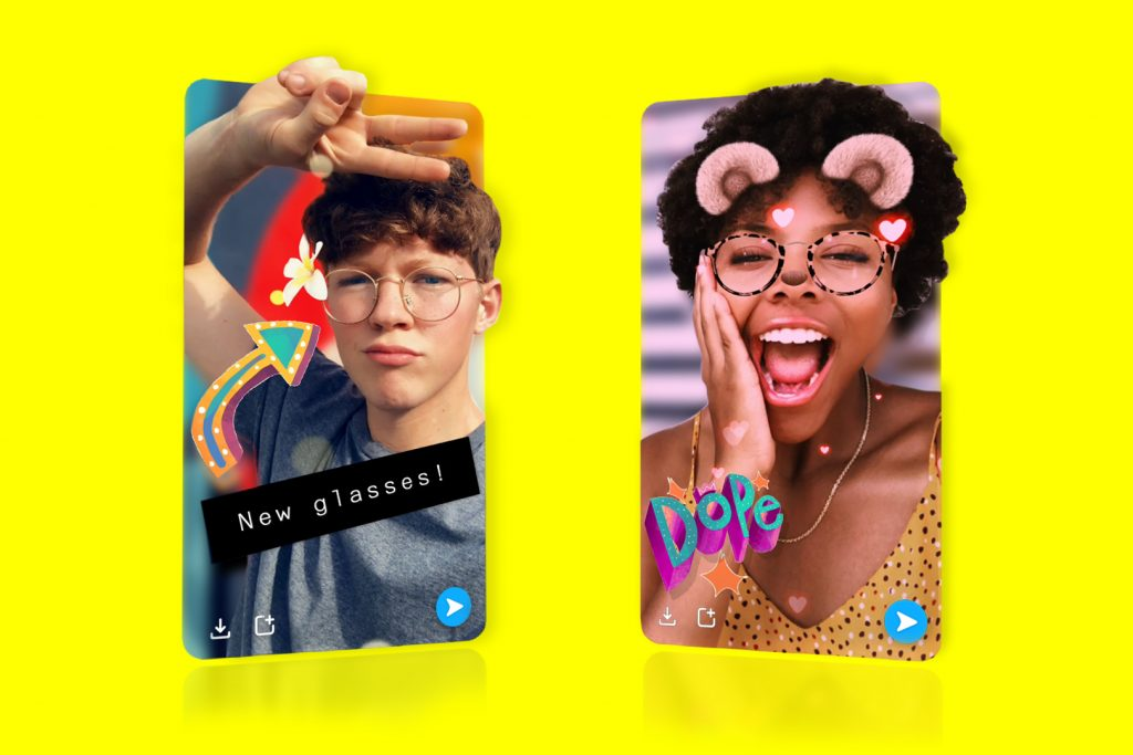 Snapchat Introduces 3D to Snaps