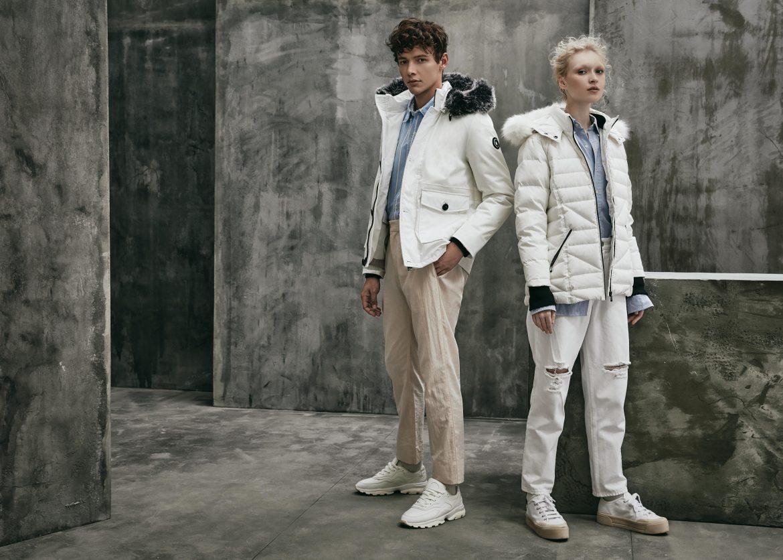 1. DJ9038 & DJW9040 - Short Trendy Down Jacket & Classic Slim Fit Down Jacket