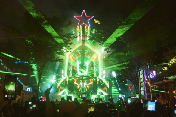 Heineken welcomes 2020 with a spectacular new year's eve party at TREC KL